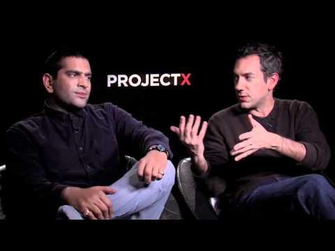 Todd Phillips And Nima Nourizadeh Interview -- Project X | Empire Magazine Mp3
