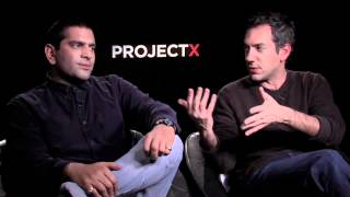 Todd Phillips And Nima Nourizadeh Interview -- Project X | Empire Magazine