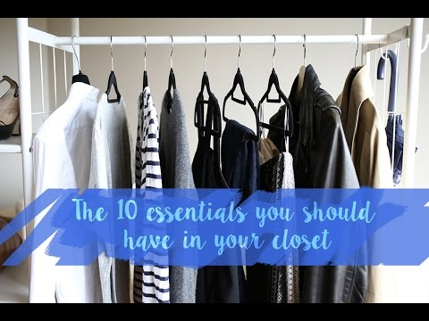 The 10 Essentials Every Woman Should Own   Mademoiselle