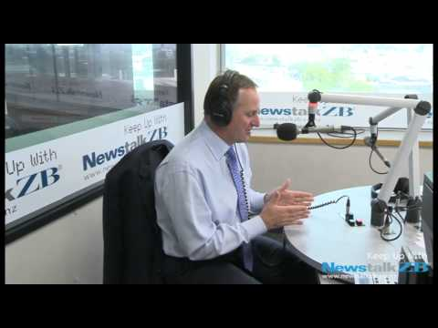 ZBTV: John Key and Leighton Smith discuss ETS