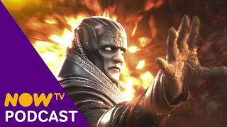 NOW TV Movie Podcast - April | Logan, It! and X-Men: Apoclaypse
