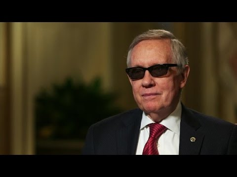 Harry Reid on Iran, Planned Parenthood, and Football