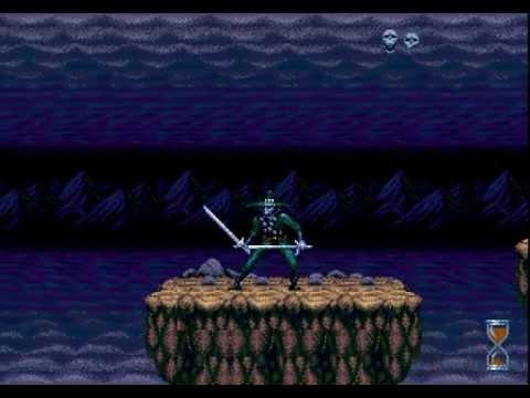 Mega Drive Longplay [155] Chakan - The Forever Man