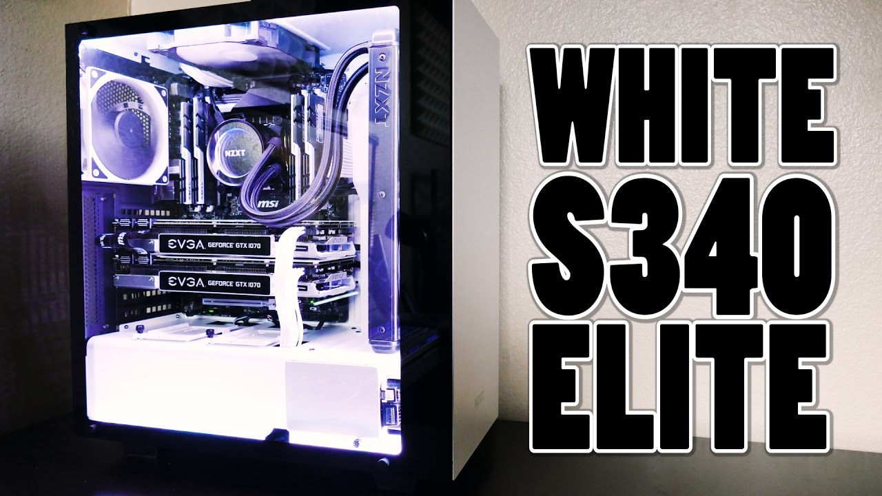 Black And White Build Pc