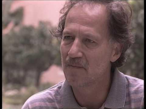 """Werner Herzog, """"Schlafen kann ich, wenn ich tot bin"""""""