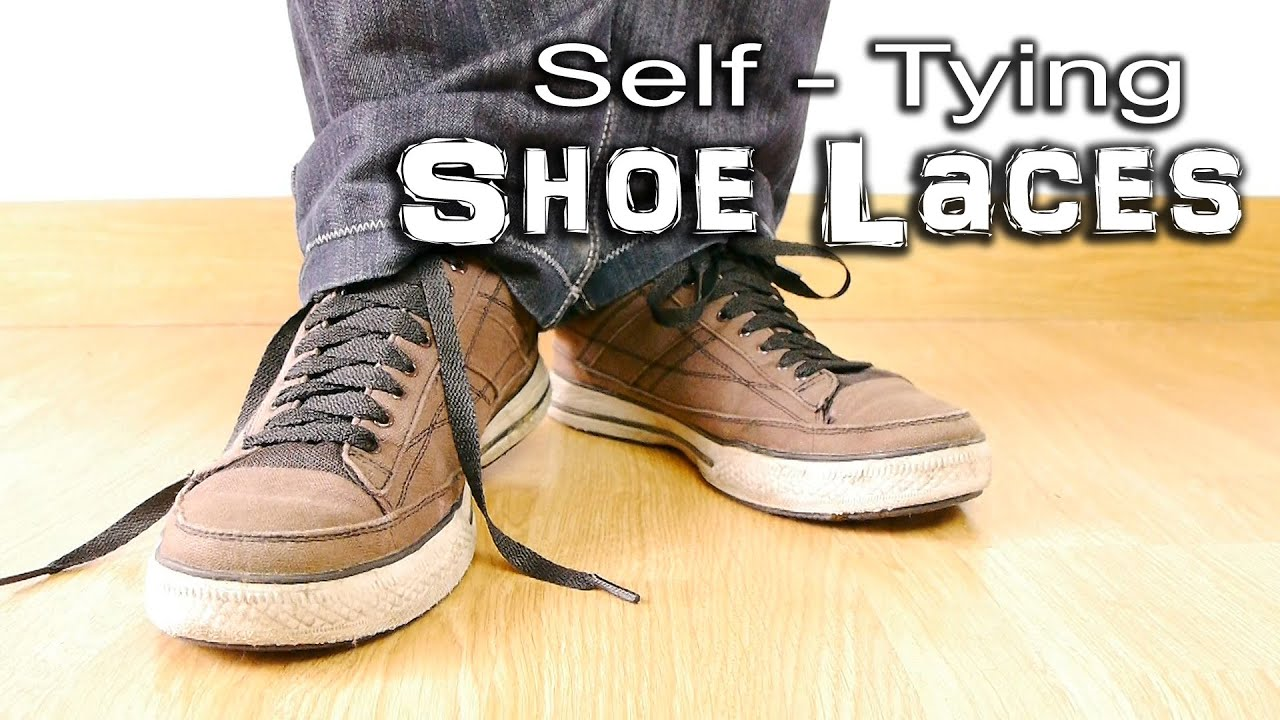 Tie your shoe laces magic trick revealed looks like you re tying