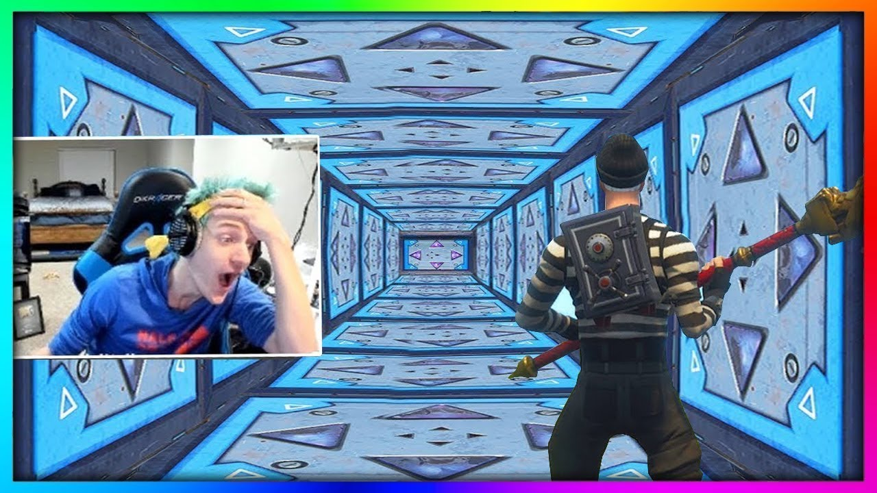 When Ninja Finally Gets Trolled In Fortnite Youtube