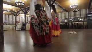 """Цыганские танцы на праздник в Липецке и ЛО(цыганское  шоу """"ДЭЛИДЭЙ"""")"""