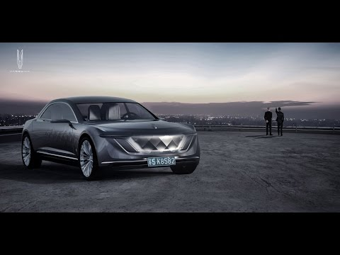 Varsovia is an Ultra-Luxury Hybrid-Electric Car Concept from Poland