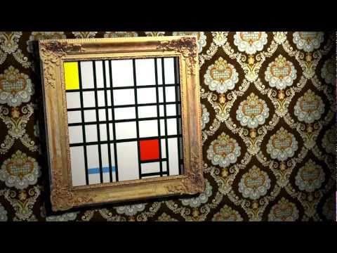 Geïnspireerd door Mondriaan (inspired by Mondrian)