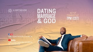 Dating, Marriage and God - Pastor Keion Henderson