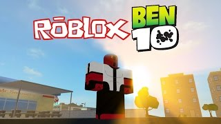 ROBLOX - O MELHOR JOGO DO BEN 10 / SECRET OF THE OMNITRIX #1 ‹ KEV3X ›