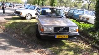 Volvo 245 GL wagon 1981 walkaround