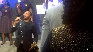 vuclip Chris Morgan Live Worship on STREET CLINIC PROJECT tv - part 2