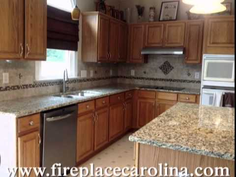 Awesome Venetian Ice Granite Kitchen Countertops Installed 8 12 13