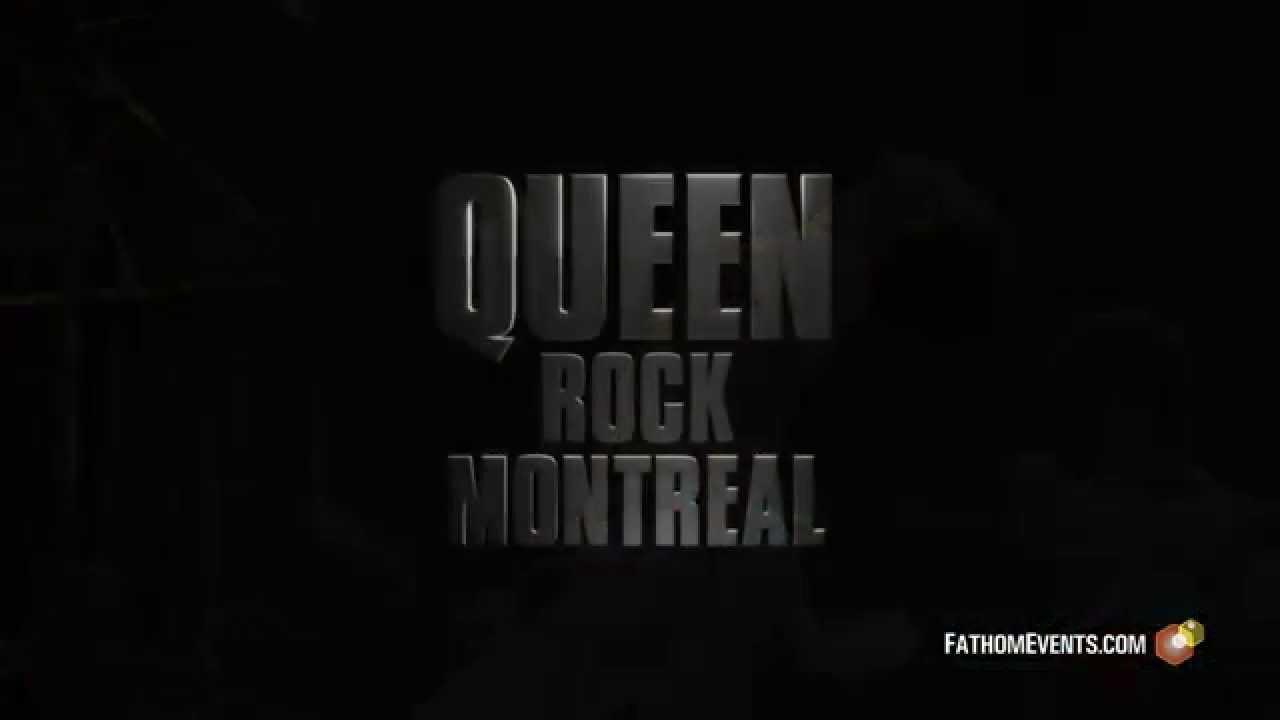 Queen Rock Montreal 1981