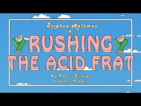 "Stephen Malkmus - ""Rushing the Acid Frat"" (Official Music Video) Mp3"
