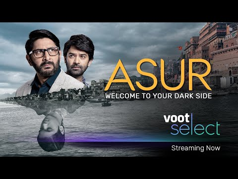 Asur on Voot | Welcome to Your Dark Side | Theatrical Trailer | Voot Select