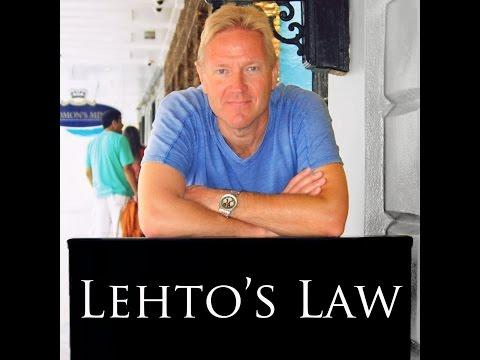 Oil Change Horror Stories - Lehto's Law Ep. 41