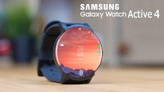 Samsung Galaxy Watch Active 4 - IT'S REVEALED!