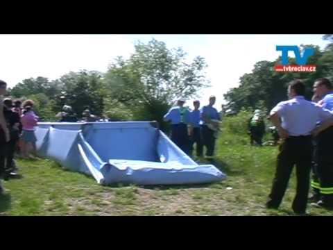Jak moc hrozí záplavy v Břeclavi?