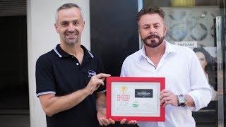#EcolistaFloripa - Melhores Empresas da Cidade 2017 - Bressan Cabeleireiros