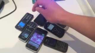 Видео непрерывных телефонных звонков на мобильные телефоны(Данное видео предназначено для ознакомления., 2015-02-17T23:22:46.000Z)