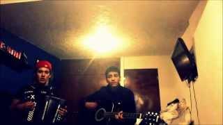 Virlan Garcia ft. Raul Eduardo - Llego y tu te vas (con acordeon)