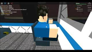 (Roblox/TBT) Chasing + Ride on Orion VII CNG #7600 on the B35
