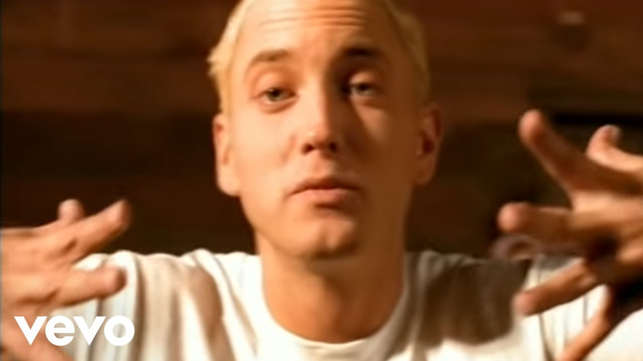 Eminem - My Name Is (Dirty Version) (Official Music Video)