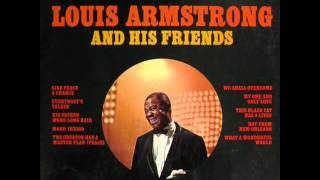 Louis Armstrong - Creator Has a Master Plan