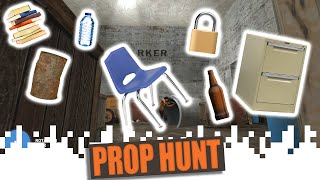 PROP HUNT with the Pojkband! - MY BEST PERFORMANCE!