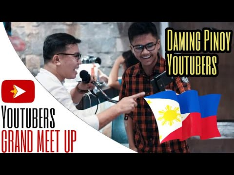 (1st Youtube Event)Grand Meet Up Ng Filipino Youtubers (#YTPOGG) | VLOG 004 | Ryan Joshua