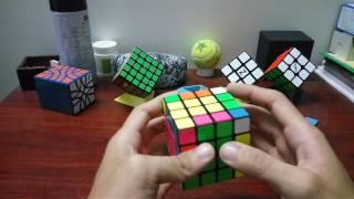 Guide: Cách giải rubik 4x4 bằng Yau method