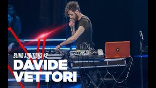 "Davide Vettori  ""Piove + Walk On The Wild Side"" - Blind Auditions #3 - TVOI 2019"