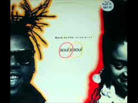 Soul II Soul - Back to life (12'' remix)