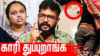 கண்கலங்கிய ஈஸ்வர் | Actor Eshwar Interview | Jayashree, Mahalakshmi, Domestic Abuse