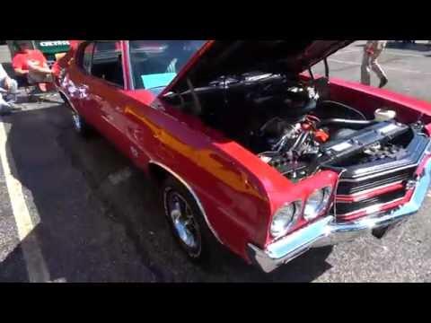 Cantigny Park Classic Car Show in Wheaton, Illinois 9/18/16