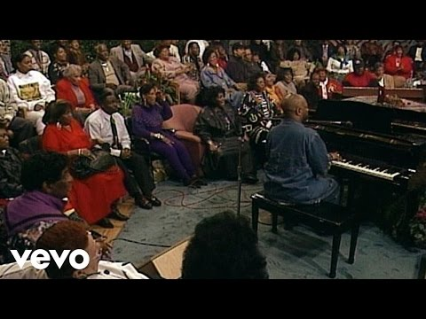 Richard Smallwood - I Shall Wear A Crown (Live)