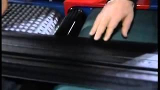 Алтайский шинный комбинат. Открытие линии