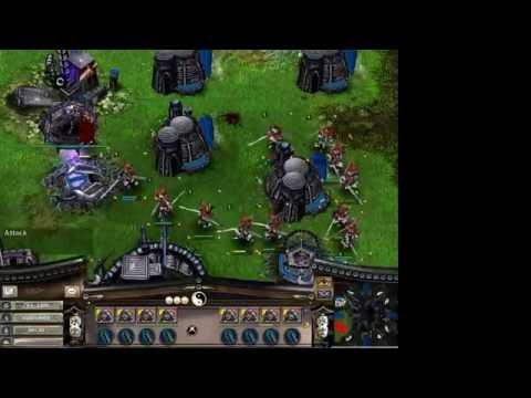 game battle realms เกมวางแผนการรบ (เกมมันๆ)