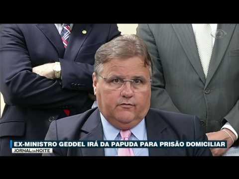 Desembargador Autoriza Prisão Domiciliar De Geddel Vieira