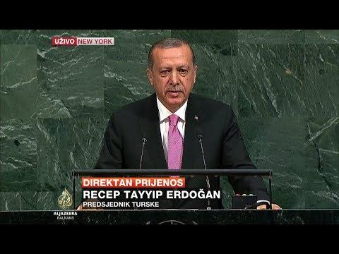 Erdogan: Međunarodna zajednica nije položila ispit u Mijanmaru i Siriji