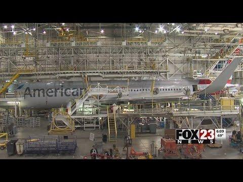 VIDEO: American Airlines Mechanics To Boycott Company-sponsored Activities
