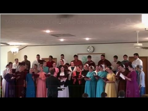 Mennonite Youth Fellowship Choral Singing
