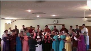 Mennonite Youth Fellowship Choral Singing