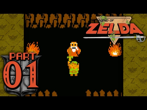 The Legend of Zelda - Part 1 - The First Adventure