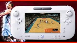 NBA 2K13 - WiiU Developer Video