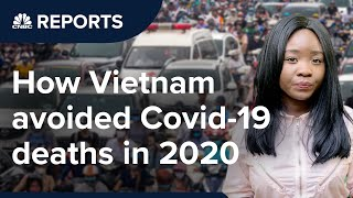 Vietnam has 0 coronavirus deaths. Here's why. | CNBC Reports