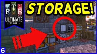 FTB Ultimate: Reloaded - Applied Energistics 2 Storage! Ep6